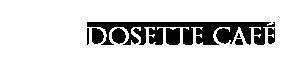 Dosette Café Logo